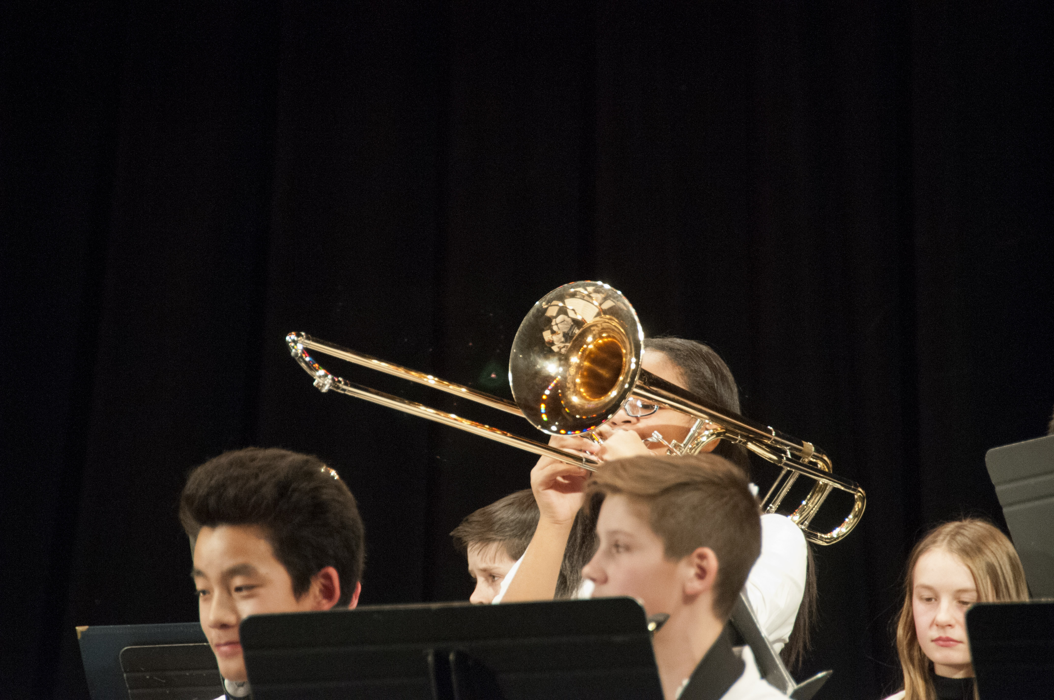8th Grade Winter Music Concert Wednesday 12/5/18